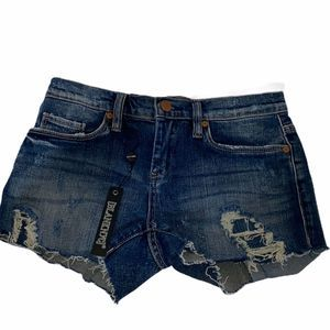 BlankNYC 25 The Astor Distressed Shorts